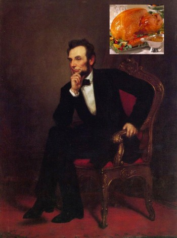 lincoln sitting